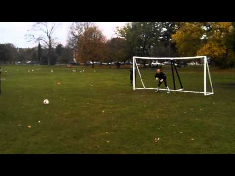slfn tooting bec common, penalty shoot out part 1