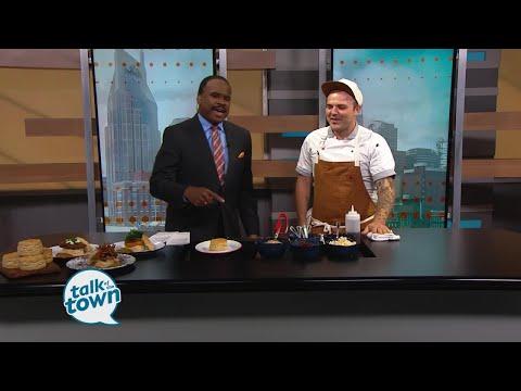 Holler & Dash Recipe: Hunka Hunka Bacon Love Biscuit