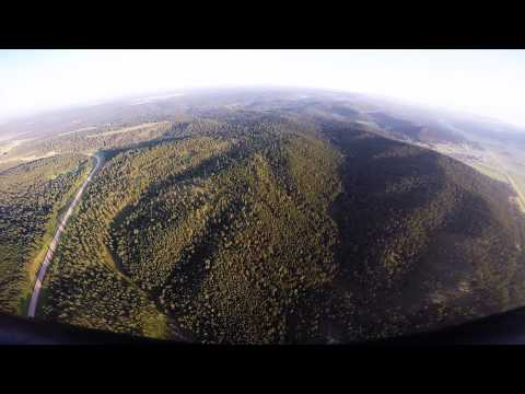 Hot air balloon ride in Custer SD / Mt Rushmore Trip - July 4 2015