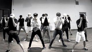 U-KISS (유키스) - Stalker Dance Practice (Mirrored)