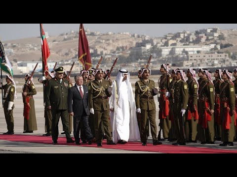 الإمارات تدعم الأردن بـ 100 مليون دولار