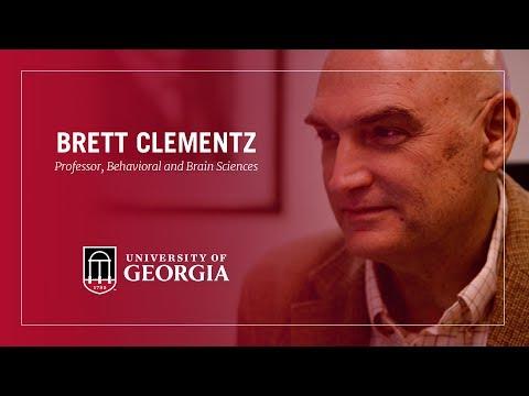 2018 Distinguished Research Professor - Brett Clementz