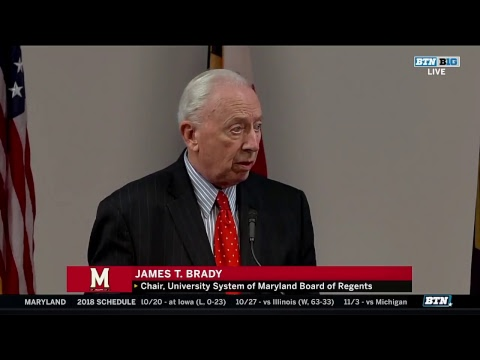 Maryland Board of Regents Announces Findings in Terp Football Investigation |