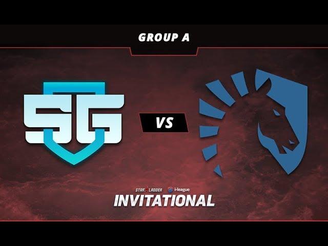 SG vs Liquid Game 2 - SL i-League S3 LAN Finals: Group A - @Fogged @ODPixel
