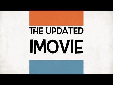 iOS iMovie Trailer Demo