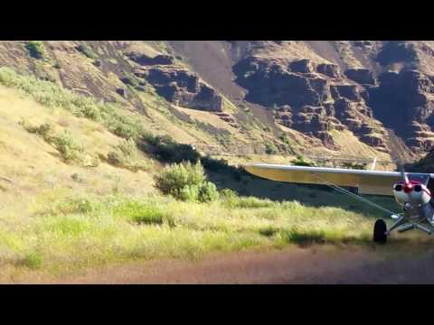 Bull Run N148CC Landing