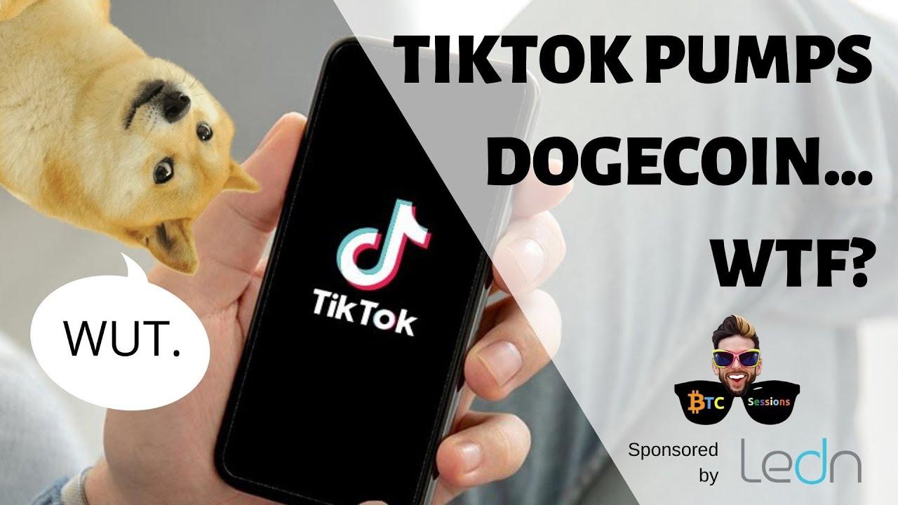 TikTok Pumps Doge | $60M BTC Tokenized In June | Learn Coin Control