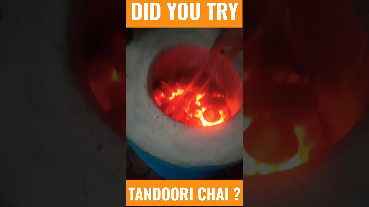Tandoori Chai Making #Shorts @mykindofproductions