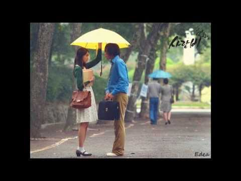 Love Rain 사랑비 OST - Love is like Rain - Na Yoon Kwon HD