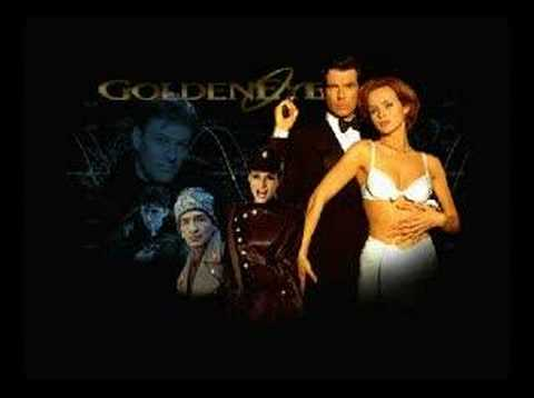 James Bond Goldeneye Soundtrack