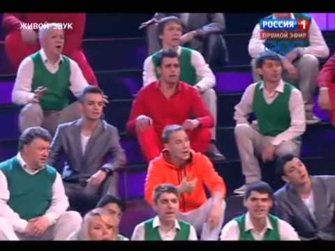 """Валерия в программе """"Битва хоров"""" — """"Мы боимся любить"""""""