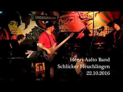 H.A.B - Henri Aalto Band : Sad day LIVE in Germany