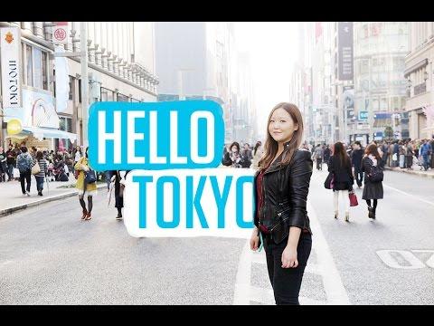 TOKYO VLOG: HELLO TOKYO! (Shibuya, Ginza, First Avenue, Moomin haul)