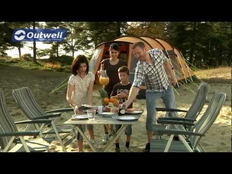Outwell Tents and Camping Equipment Innovation Film