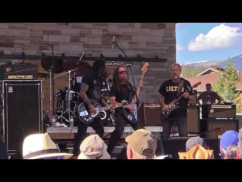 "Anders Osborne - ""Whole Show"" - Blues From The Top, Winter Park, CO - 6/26/17"