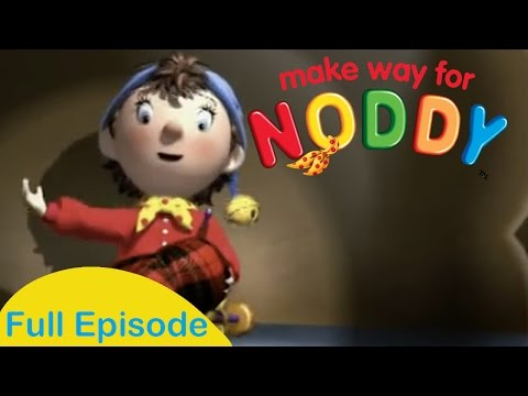 Make Way For Noddy Ep3 and the Magic Bagpipes