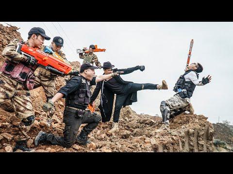 LTT Nerf War : Special Force SEAL X Warriors Nerf Guns Fight Dr.Lee Crazy Mercenary |