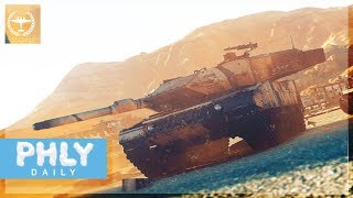 gErMaNy sUfFeRs ft. LEOPARD 2A5 (War Thunder Tanks Gameplay)