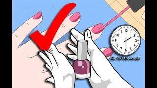 Mit diesen Tricks splittert dein Nagellack nicht mehr ab