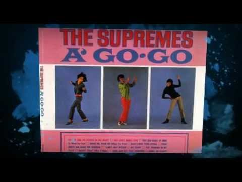 THE SUPREMES hang on sloopy