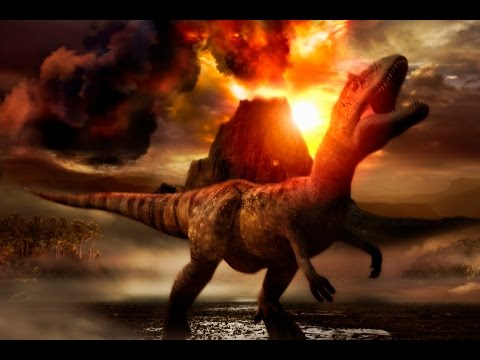 Was Dinosaur Extinction Caused By Super Volcanoes