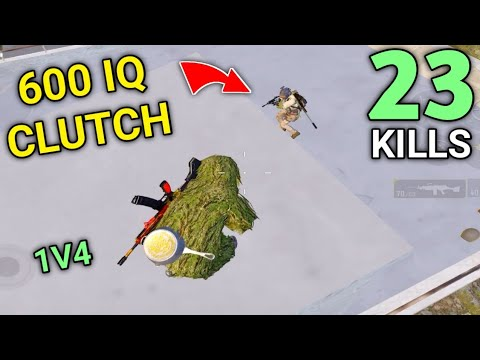 Always Try This Trick If A Squad Rush At You In PUBG Mobile