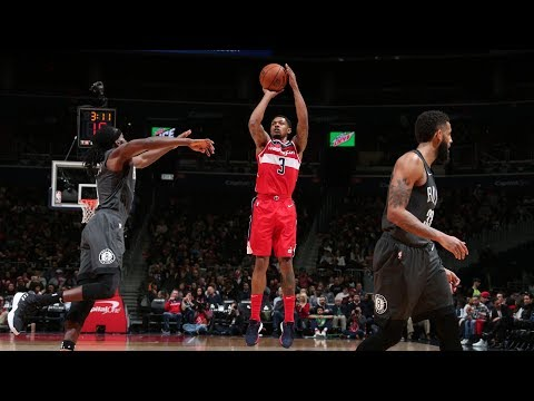 NBA Brooklyn Nets vs Washington Wizards   Dec 1,  2018