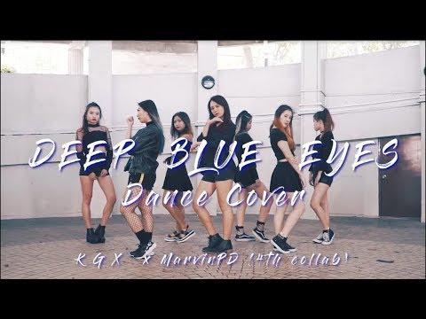 [KGX] Girls Next Door 옆집소녀 - Deep Blue Eyes DANCE COVER