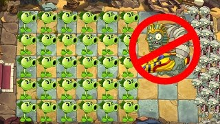 NEVER LOSE ANY PLANTS CHALLENGE    Plants vs. Zombies 2