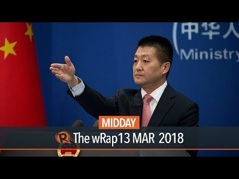 China defends Duterte from U.N. rights chief's tirades
