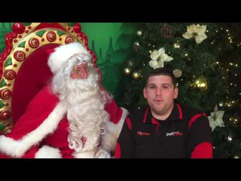 Santa Claus interview with Port News