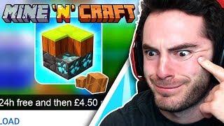 Worst Minecraft Knockoffs (Crappy Off Brands #10)