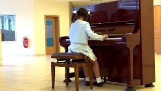 Playing PIANO, Играем на фортепиано, SECOND YEAR, Второй год обучения, Экзамен, EXAM