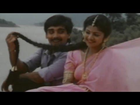 Sarigamalu Movie || Godavari Paiyedha Video Song || Vineeth, Rambha, J.V Somayajulu