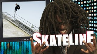 SKATELINE - Brandon Westgate, Mason Silva, Steve Berra, Daniel Lutheran & More