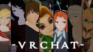 Late Night Issues, Plus Video Games. VRChat..?