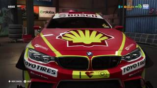 NEED for SPEED payback race car build & speed list racing