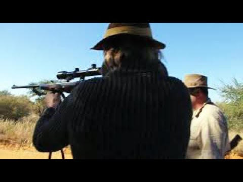 Hunting lions in South Africa with Mkulu African Hunting Safaris