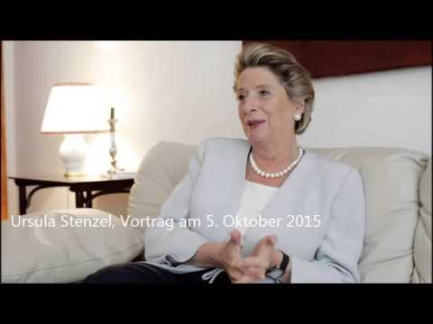 Vortrag Von Ursula Stenzel Fpö Gemeinderats