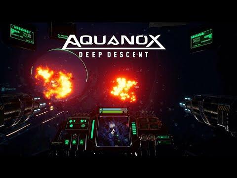 Aquanox Deep Descent - Multiplayer Trailer