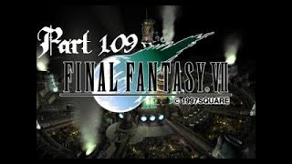 Lancer Plays Final Fantasy VII - Part 109: One Winged Angel