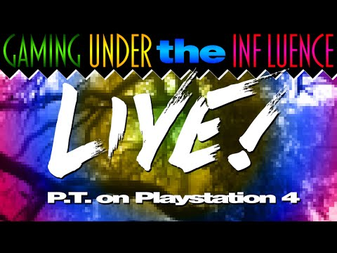 Gaming Under the Influence: LIVE!