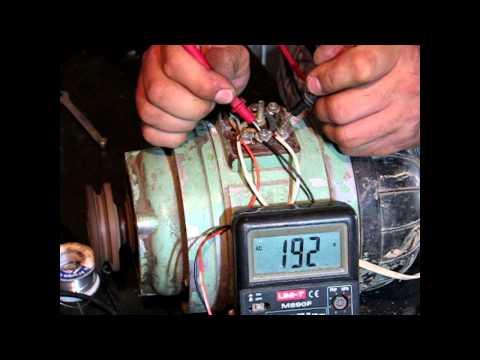 Как подключить двигатель 380
