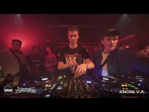Know V.A. | HARD DANCE X Strange Days Amsterdam