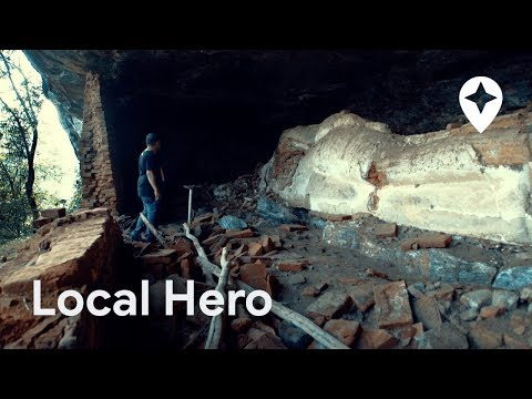 Local Hero: Mapping Sri Lanka's Archaeological Sites