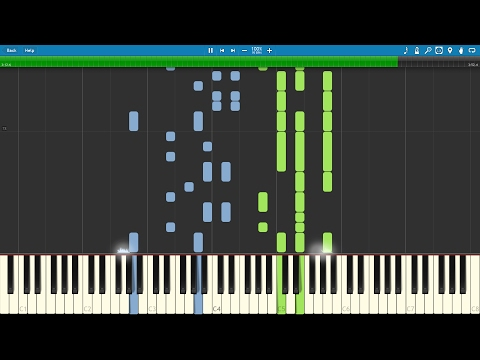 Katy Perry - Chained To The Rhythm (Piano Cover) Ft Skip Marley By LittleTranscriber