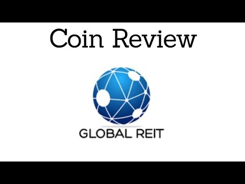 Global REIT (GREM/GRET) - Coin Review | Real Estate On The Blockchain!