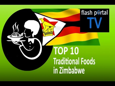 Top 10 Traditional Foods in Zimbabwe