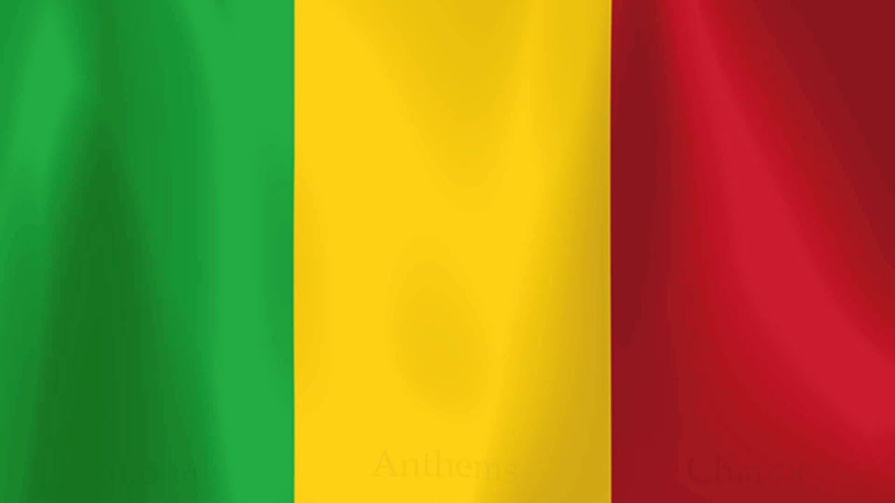 Mali National Anthem - Le Mali (Instrumental)