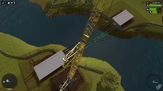 Construction Simulator 2015 - The New Bridge (Part 1 of 2)